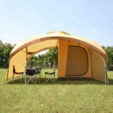 De Onmiddellijke Waterdichte Tent van de koepel voor het OpenluchtKamp van de Familie van Personen 8+