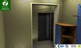 Композитный пластик звукоизоляцией дерева WPC стену лист для интерьера
