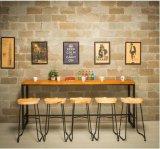 De industriële het Dineren van het Restaurant van het Metaal Barkrukken van het Meubilair