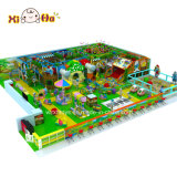 Le jeu de postes de parc d'attractions de Playsets des enfants bon marché a placé en vente