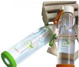 Vidrio de botella de agua de buena calidad de la copa de cristal taza cofre