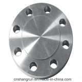 Edelstahl En1092/Kohlenstoffstahl-legierter Stahl-blinder Flansch für Rohrfitting