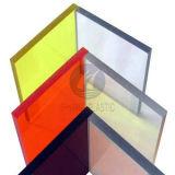 PC en polycarbonate en plastique de couleur Feuille d'endurance