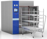 Bluestone Double Door Vacuum Steam Autoclave Equipment