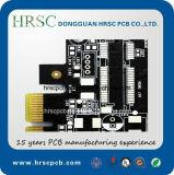 Surtidor China del PWB y de PCBA de la tarjeta de circuitos del PWB de los accesorios del teléfono Fr-4 HASL