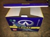 DIN Munac75mf 12V75ah bateria automático sem manutenção