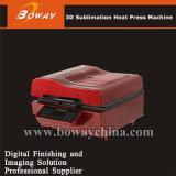 Mug caso teléfono portátil de la placa de roca cristalina 5 en 1 3D de sublimación térmica combinada de vacío máquina de impresión de prensa