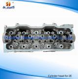 차는 Toyota 2e 11101-19156 8A/1gr Fe를 위한 실린더 해드를 분해한다