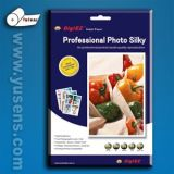260g 4r / A4 (RC) Papel Microporoso Silky Photo