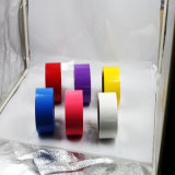 Kleurrijke Plakband BOPP op hoge temperatuur voor Ambachten en Etikettering
