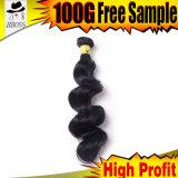 Горячие человеческие волосы сбывания волос Fumi от Kbl