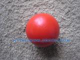 Bolas duras modificadas para requisitos particulares/gato plásticos grandes y pequeños del perro de animal doméstico que juega bolas del caucho del juguete
