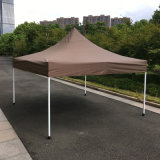 3X3mのコーヒー屋外の鋼鉄によっては望楼の折るテントが現れる