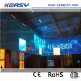 큰 LED 유리제 외벽 P 5 7.5/10 mm를 가진 주문을 받아서 만들어진 모양 SMD 3528