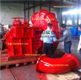 20-24-30 Inches Gear Built-in Sand Graved Dredger Pump / Dragagem / Dredge Slurry Water Pump