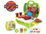 Kids Kitchen Toy Girl Pretend Play Set Children Toy (H5931116)