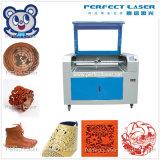 Laser plástico de madeira do CO2 da máquina de estaca da gravura do MDF da venda quente