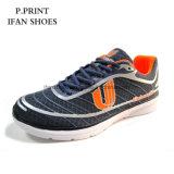 Sapatas elevadas de Atheletic da classe da boa qualidade de sapatas Running do esporte de Hotsell
