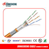 Câble de l'ordinateur Cat5e/CAT6/Cat7