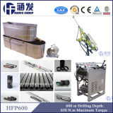 Hydraulische konkrete Bohrloch-Maschine des Kern-Hfp600