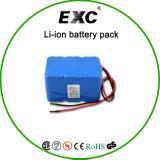 Bateria 18650 3.7V 10ah do Li-íon da bateria recarregável