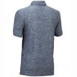 Ajuste a seco para homens Athletic Short-Sleeve camisas polo Fábrica Atacado