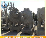 Stone Asian Guard Lions