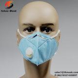 Masque de poussière particulaire de face de respirateur de pli de la CE En149 Fffp2 Ffp3 Niosh N95