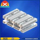 電気溶接機のための冷却ひれが付いているアルミニウム放出脱熱器