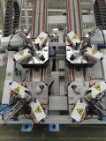 Cadre de porte de guichet en aluminium faisant à machine/4 têtes le guichet machine sertissante faisante le coin