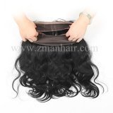 Le corps humain 360 d'onde frontale hair extension