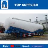 Veicolo del titano - 80 tonnellate della polvere all'ingrosso delle merci dell'autocisterna del cemento del serbatoio del rimorchio del cemento del camion della polvere di rimorchio all'ingrosso asciutto semi