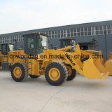 Tractor 3ton cargador con A / C cabina