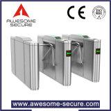 control de acceso al aire libre de la barrera de la puerta del precio del torniquete del trípode