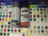 Je-Comme métallique aérosol de pulvérisation de peinture de bonne qualité