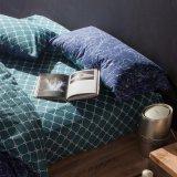 Luxury simple Style Comforter Cover Bedsheet Bedding set
