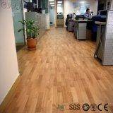 Carreaux de sol en vinyle PVC autoadhésif / revêtement de sol en vinyle PVC avec autocollant