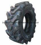 Schräger industrieller Reifen, Backhone Reifen, Ladevorrichtungs-Reifen, Muster R4 (10.5/80-18, 12.5/80-18)
