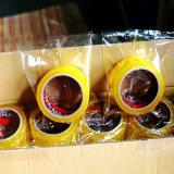 Band BOPP (Bruin, Transparant) voor de Band van de Verpakking van het Karton van de Verpakking