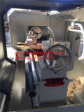 절단 금속 Vck-6161를 위한 보편적인 수평한 기계로 가공 CNC 포탑 판금 공작 기계 & 선반 기계