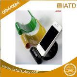 Cremagliere di visualizzazione degli accessori del telefono delle cellule, banco di mostra mobile acrilico degli accessori