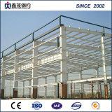 Gruppo di lavoro prefabbricato galvanizzato Earthquake-Proof della struttura d'acciaio con l'ampia luce