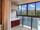 300L Rooftop Split U Pipe Tube Collecteur solaire pour balcon