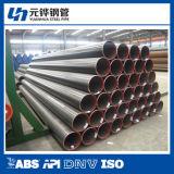 Tubo di acciaio senza giunte del carbonio di ASTM A161 per servizio fendentesi dell'olio