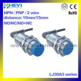 Air Plug Inductive Proximity Sensor Switch 8/12/18/30mm Metal Sensor with Cable