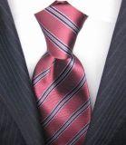 La qualité des nouveaux hommes de conception 100% cravates en soie tissées