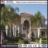 Edificio estructural ligero prefabricado de la fábrica de acero para la venta