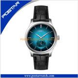 Het Horloge van het Kwarts van de fabriek met de Zwitserse Waterdichte Kwaliteit van de Beweging