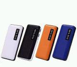 Más Populares de alta calidad de alimentación USB cargador de móvil de cuero Banco Banco de potencia
