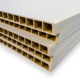 La puerta de madera compuesto de Plasitic impermeable adecuado para el ambiente húmedo